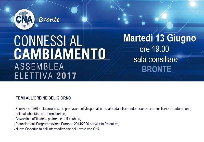 #connessialcambiamento--Assemblea-comunale-CNA-Bronte