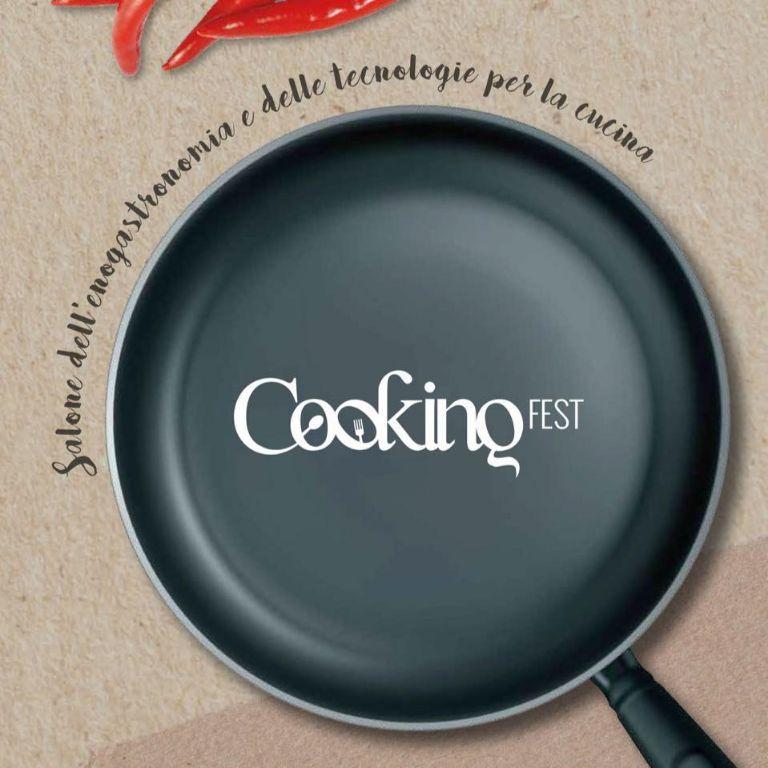 Invito-omaggio-riservato-Cooking-Fest--Salone-Internazionale-dell'enogastronomia-e-delle-tecnologie-per-la-cucina--30-Marzo-al-2-Aprile-2019-Le-Ciminiere--Catania